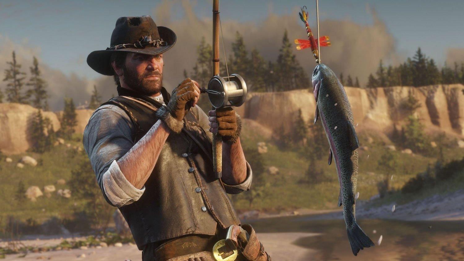 Catch a few fish, make a few bucks.