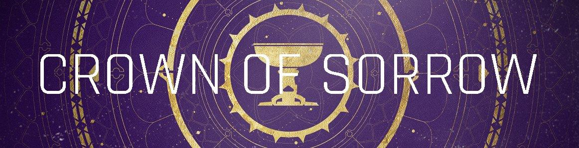 Destiny 2 Crown of Sorrow