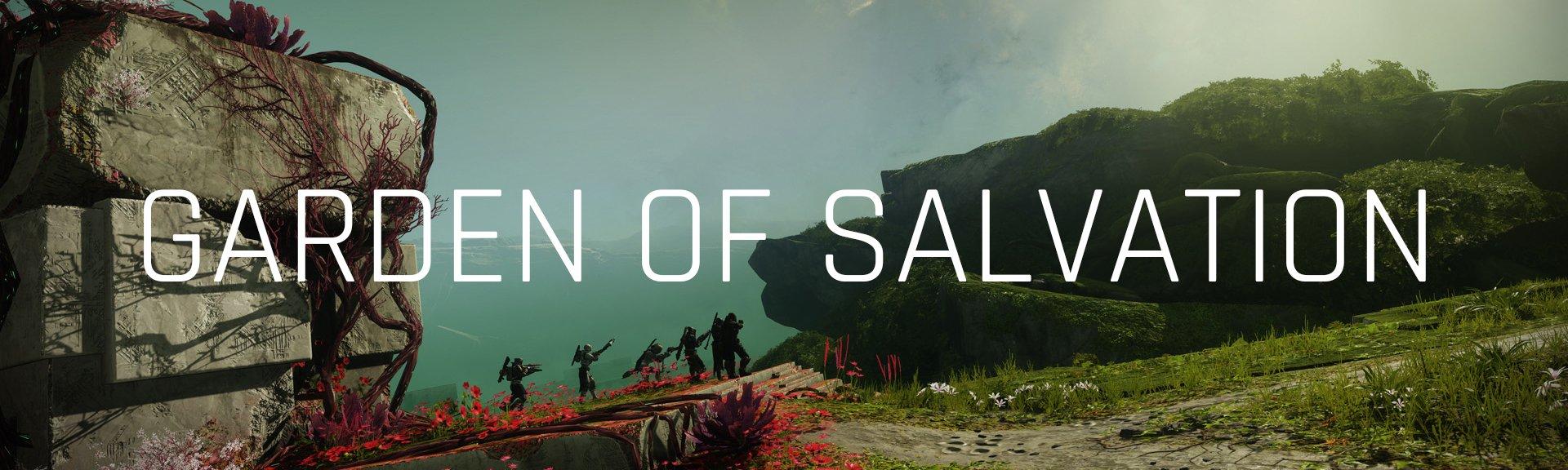 Destiny 2 Garden of Salvation raid guide
