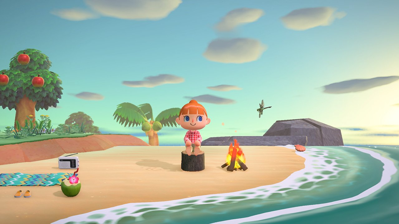 Animal Crossing New Horizons Switch Online