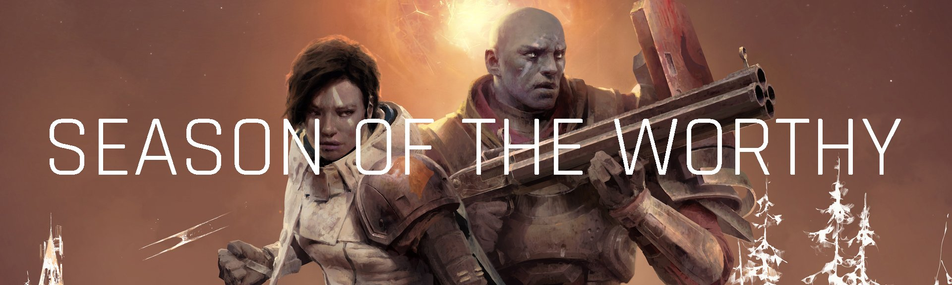 destiny 2 season of the worthy guides