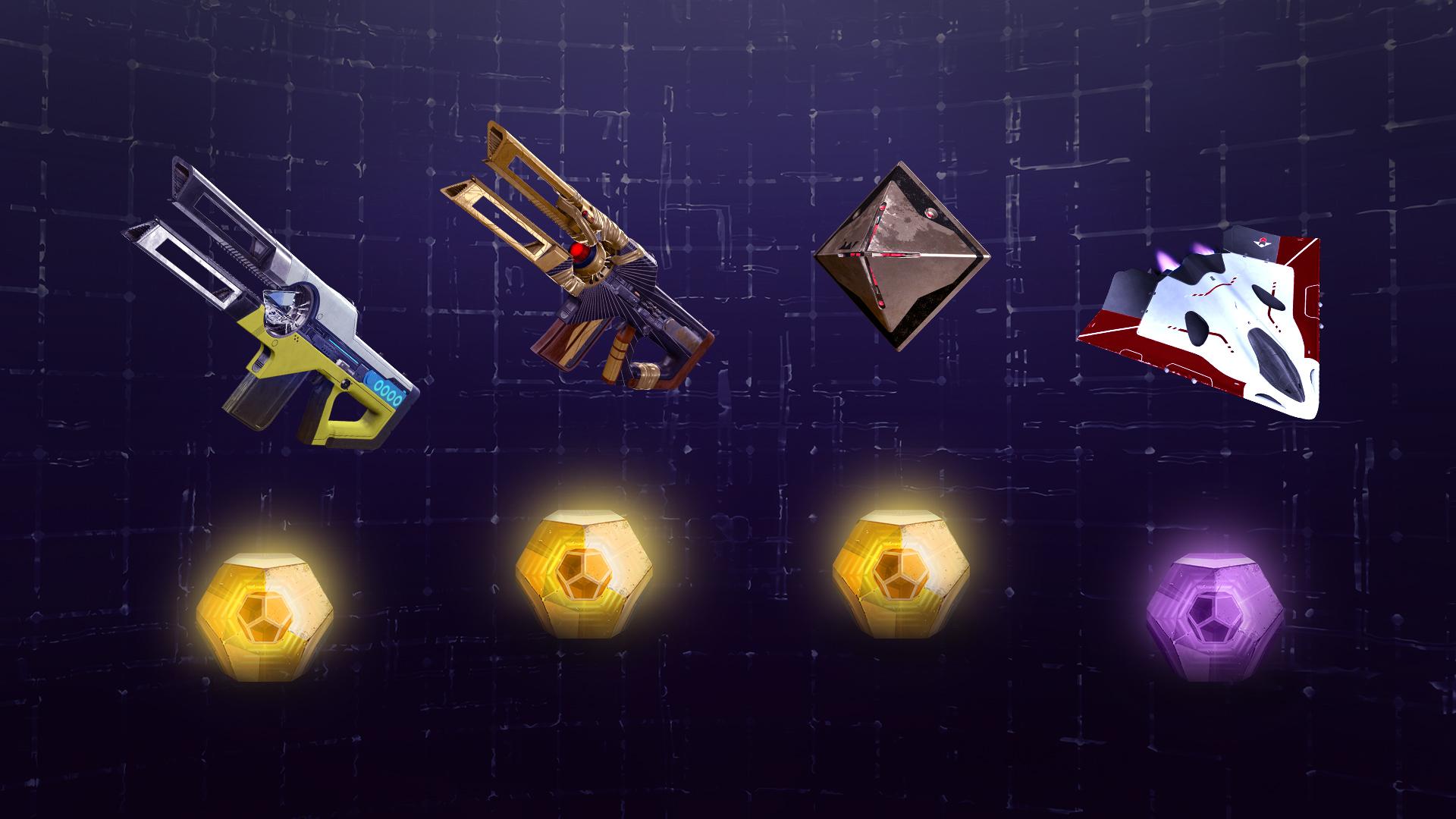 Destiny 2 Twitch Prime rewards