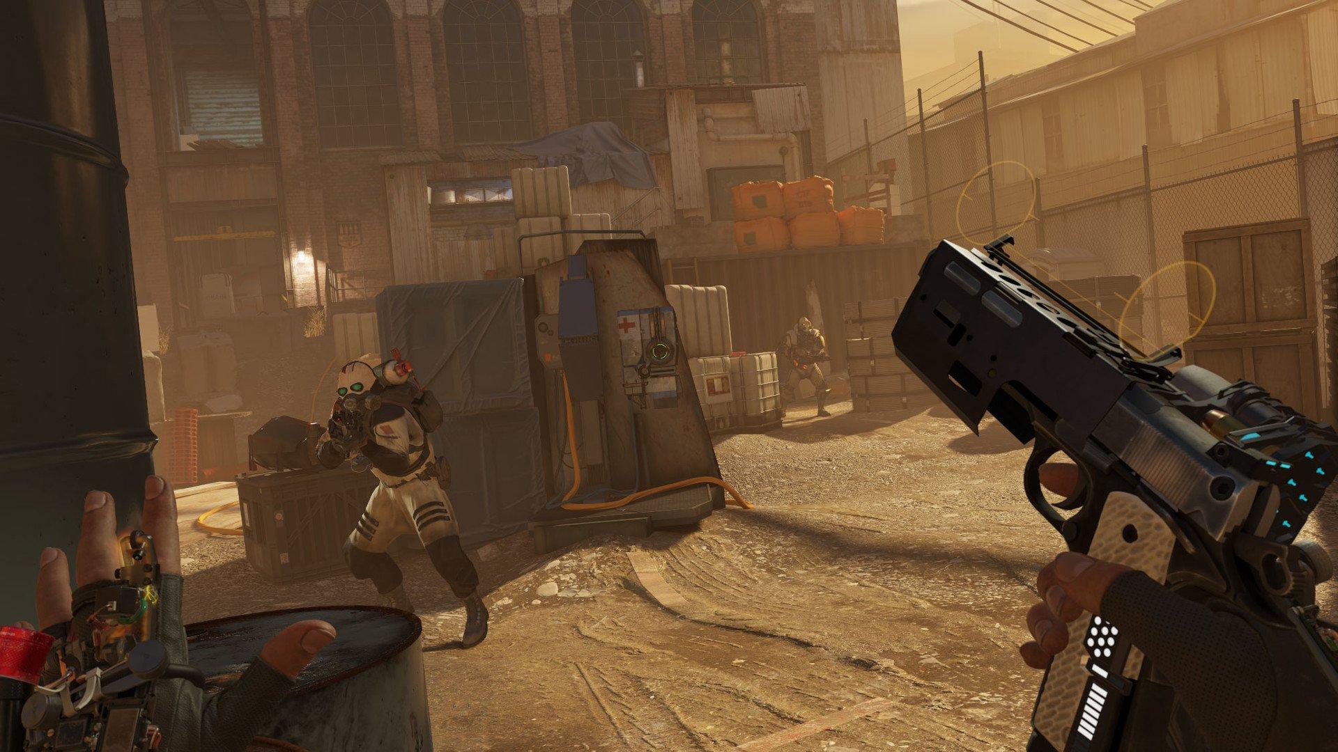 Half-Life: Alyx pre-load time