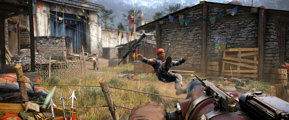Far Cry 4 Goes Gold With Multiplayer Trailer Shacknews