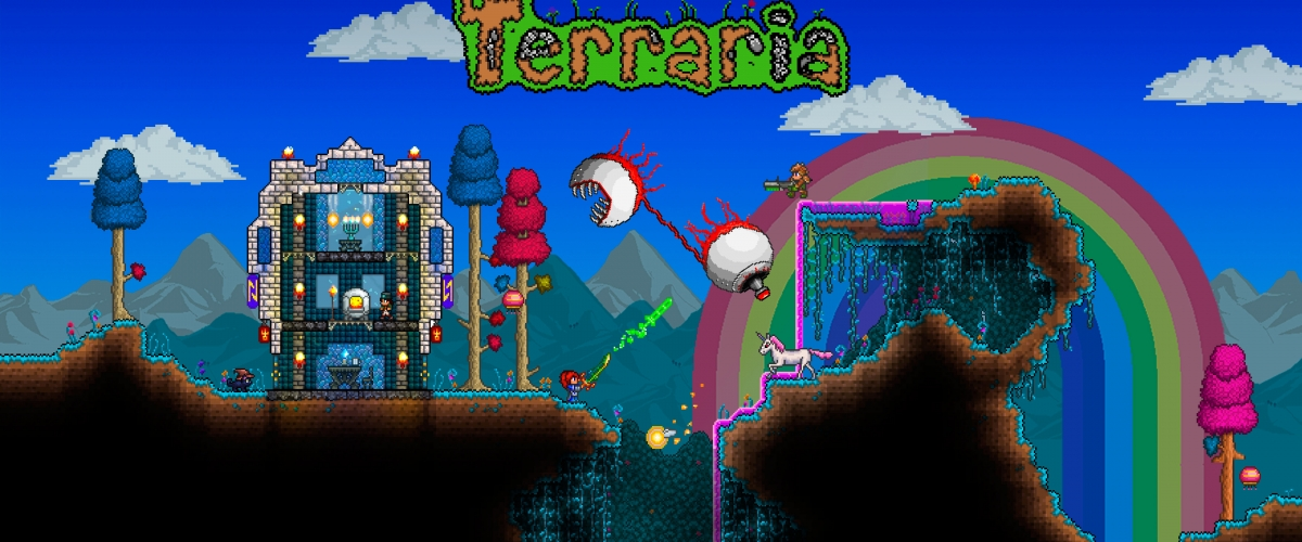 Terraria digs its way to PlayStation 4 and Xbox One next