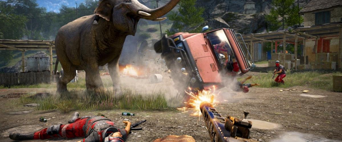 Far Cry 4 Season Pass Trailer Includes More Hurk Frenemis And Yetis Shacknews