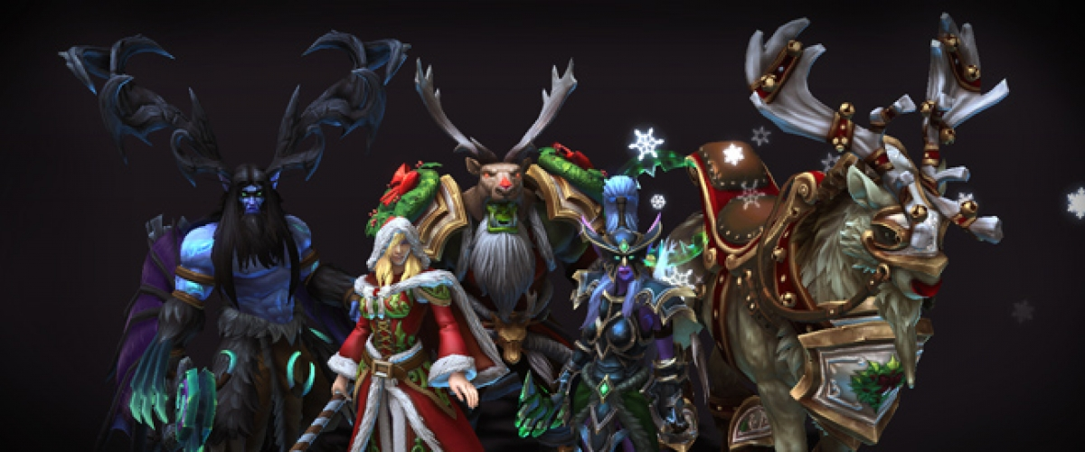 Heroes Of The Storm Update Adds Jaina And Christmas Skins Shacknews Hotslogs.com master level gazlowe talent choices. heroes of the storm update adds jaina