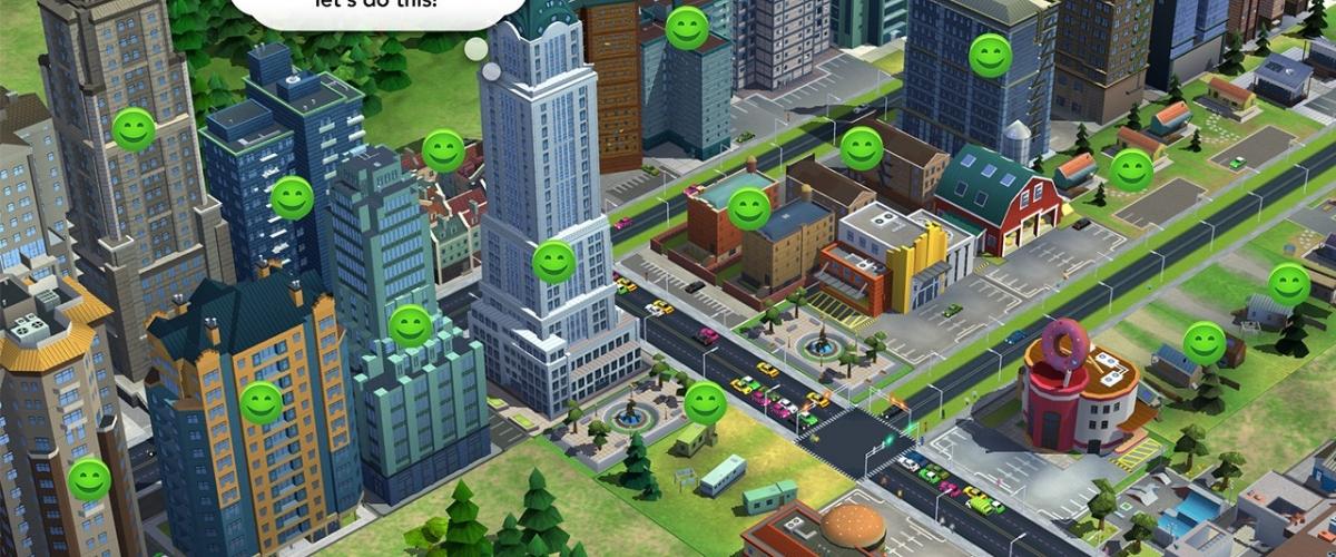 EA cuts SimCity BuildIt ribbon