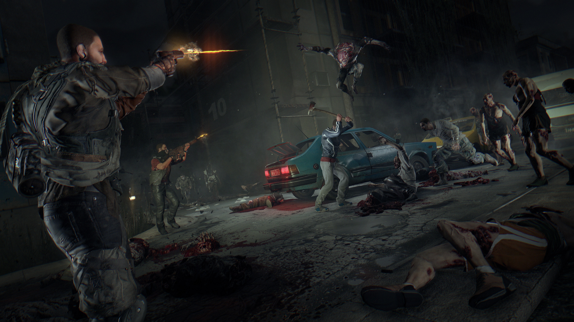 Dying Light How To Find A Gun Shacknews