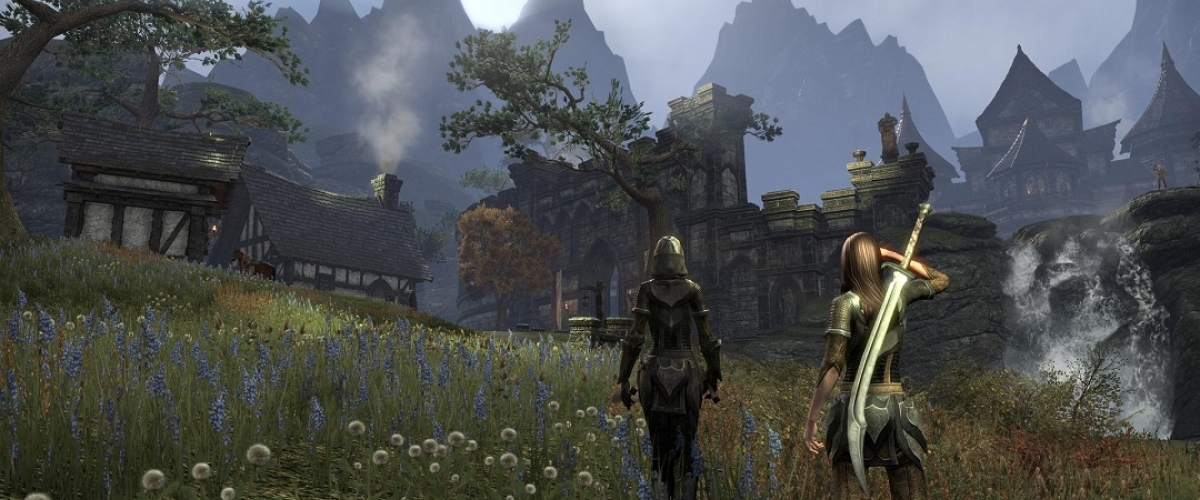The Elder Scrolls Online gets major patches on PS4 and Xbox