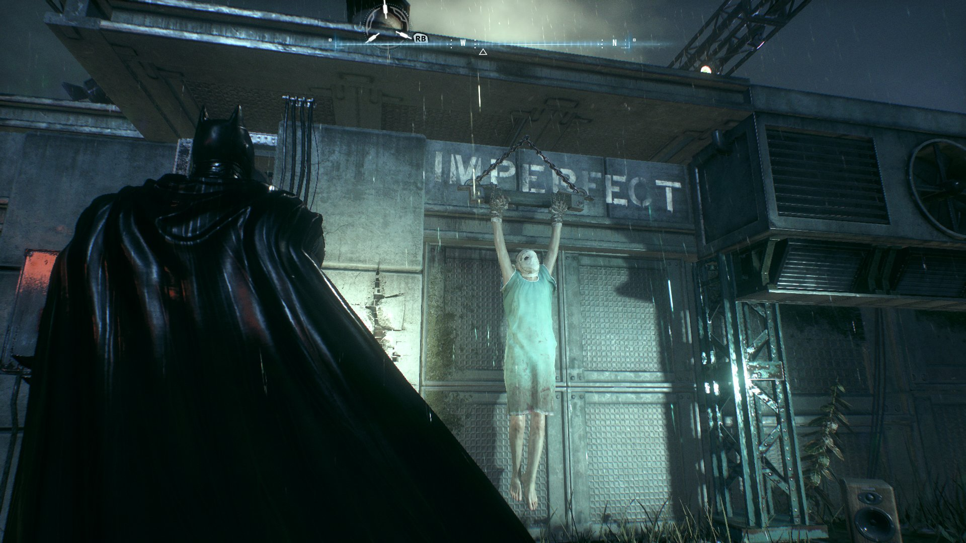 Batman: Arkham Knight - The Perfect Crime Victim Locations and Guide