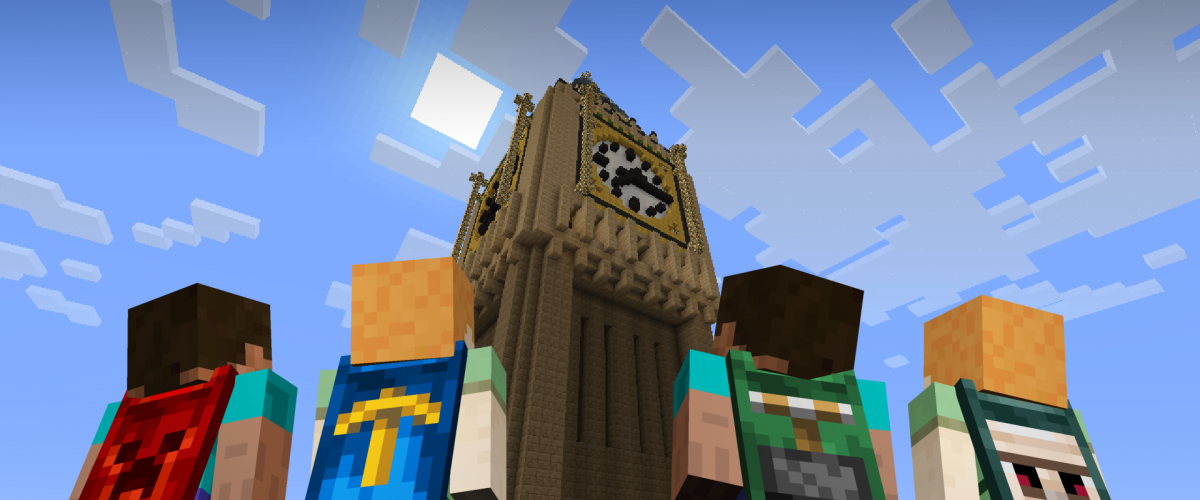 Minecraft getting free update in time for Minecon 2015 ...