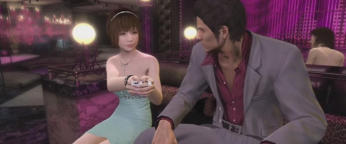 Yakuza 5 hostess dating services