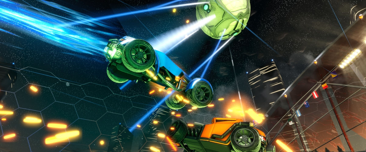 Rocket League 'Supersonic Fury' DLC pack enters the stadium today