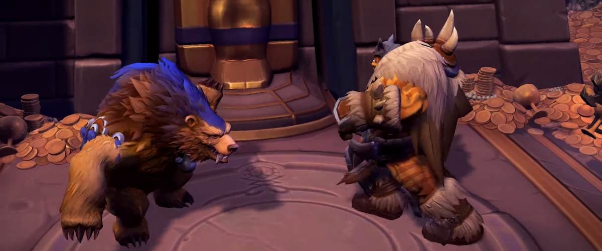 Heroes Of The Storm Becomes Rexxar S New Hunting Ground Tomorrow Shacknews Plus, rexxar is tough to play in many ways. hunting ground tomorrow shacknews