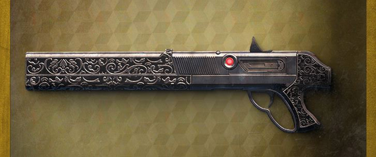 Destiny: The Taken King - How to get the Chaperone Exotic Shotgun