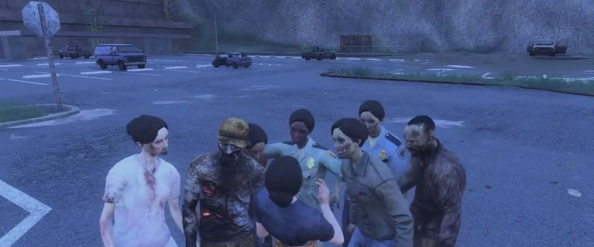 H1Z1 adds its first female zombie in its latest update