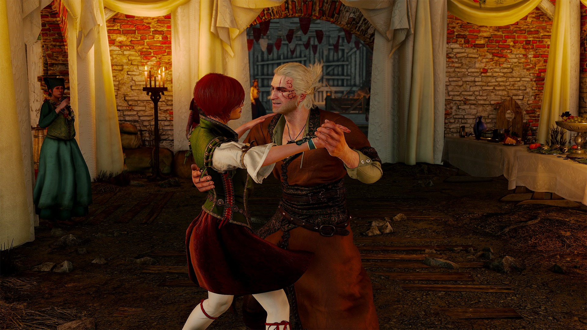 How To Romance Shani In The Witcher 3 Hearts Of Stone Shacknews