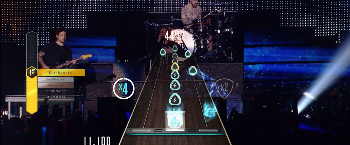 Guitar Hero Live GHTV additions for 1/20: Fall Out Boy live ...