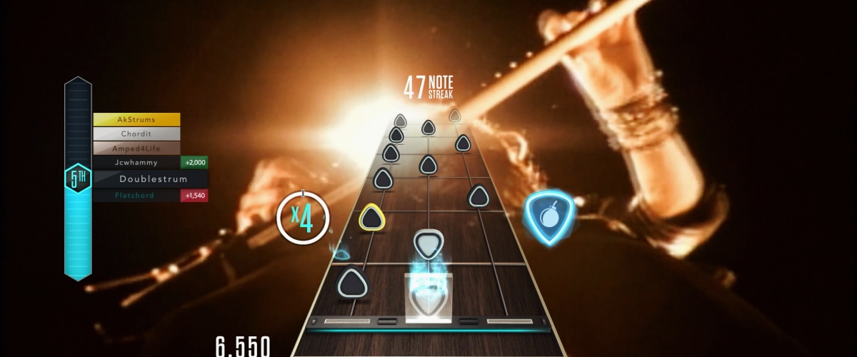 guitar hero live ghtv shred a thon welcomes dragonforce 39 s 39 through the fire and flames 39 shacknews. Black Bedroom Furniture Sets. Home Design Ideas