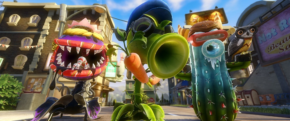 Plants vs Zombies Garden Warfare 2: How to Play Local 2