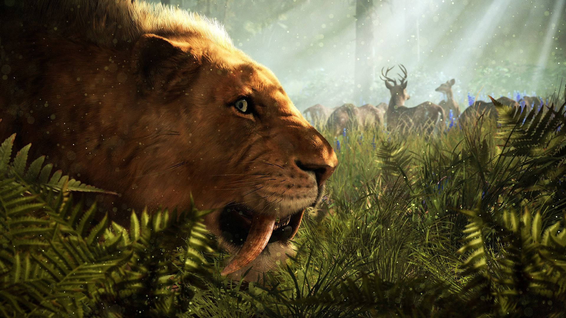 How To Tame Animals In Far Cry Primal Shacknews