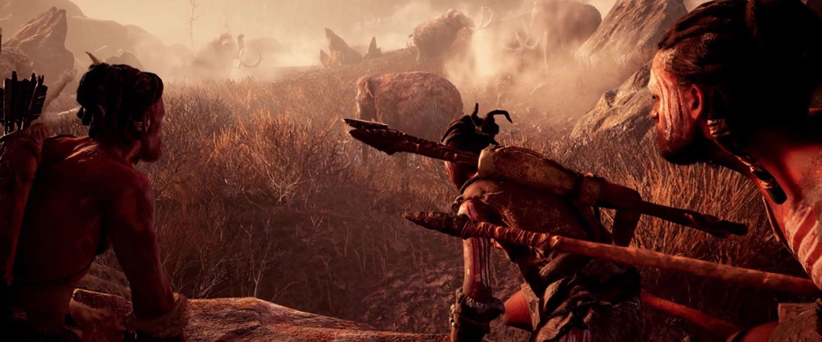 spear far cry primal weapons