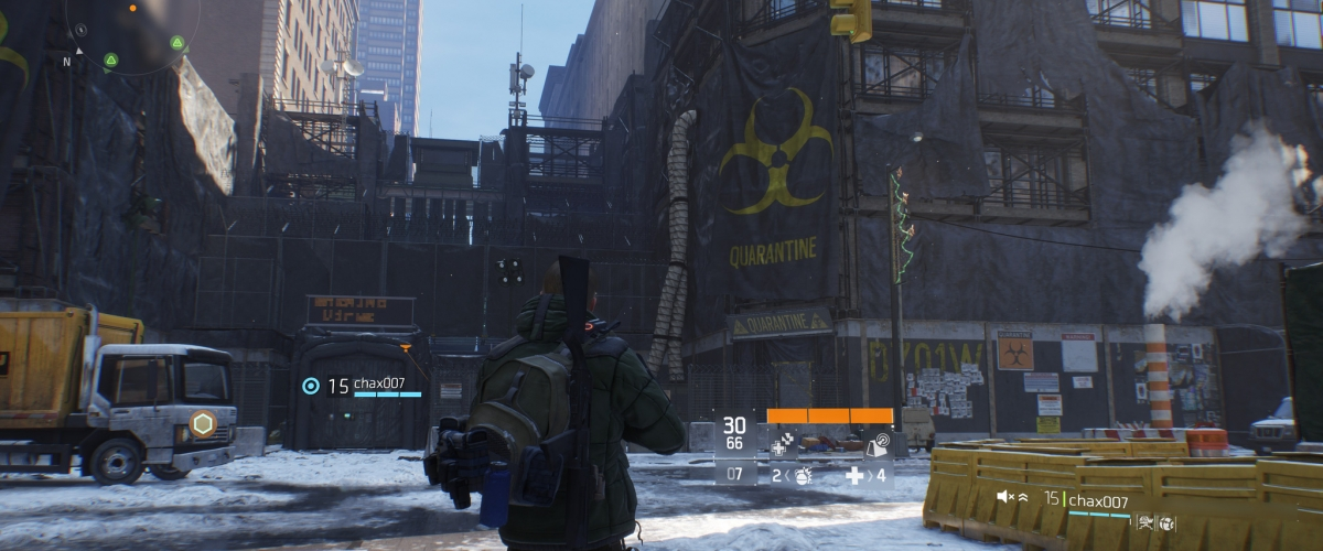 The Division patch 1.0.2 notes released for PS4, PC, and Xbox One