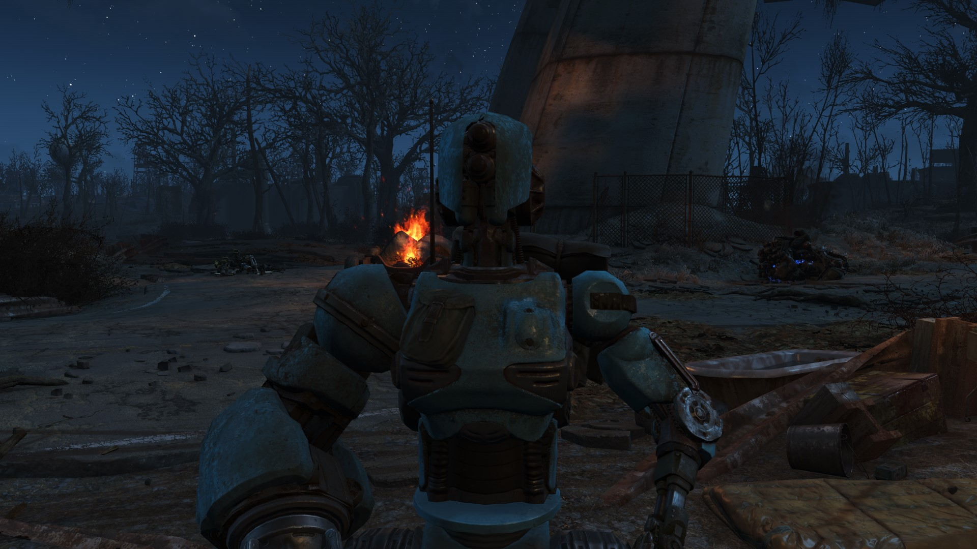 Admirable How To Start The Automatron Dlc In Fallout 4 Shacknews Gmtry Best Dining Table And Chair Ideas Images Gmtryco
