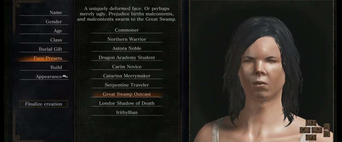 Dark Souls 3: Character Creation, Classes, and Burial Gifts | Shacknews