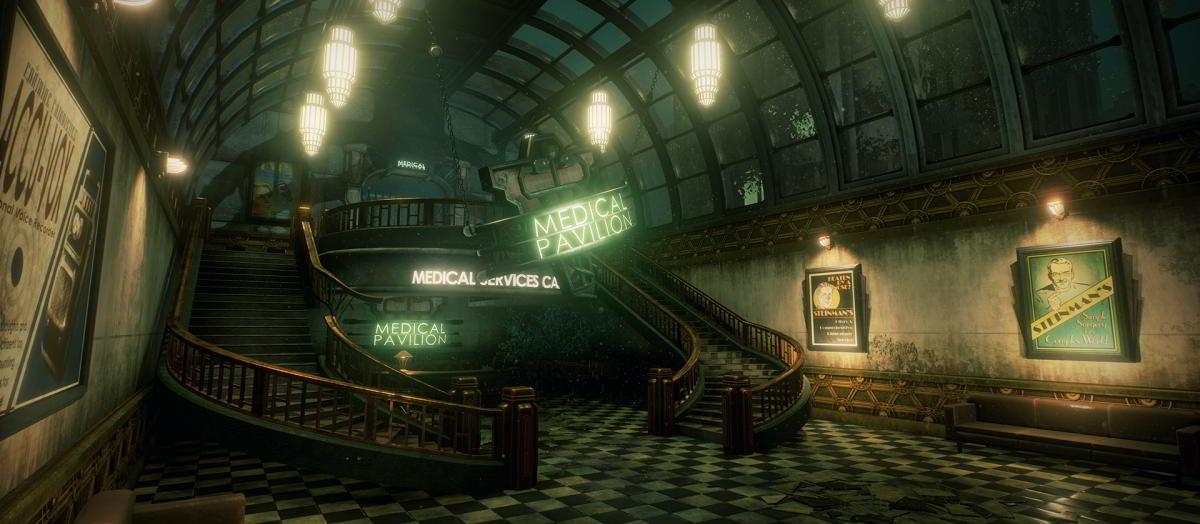 BioShock level redone using Unreal Engine 4 | Shacknews
