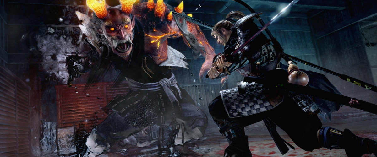 Nioh's PS4 demo lets players choose between higher framerate or