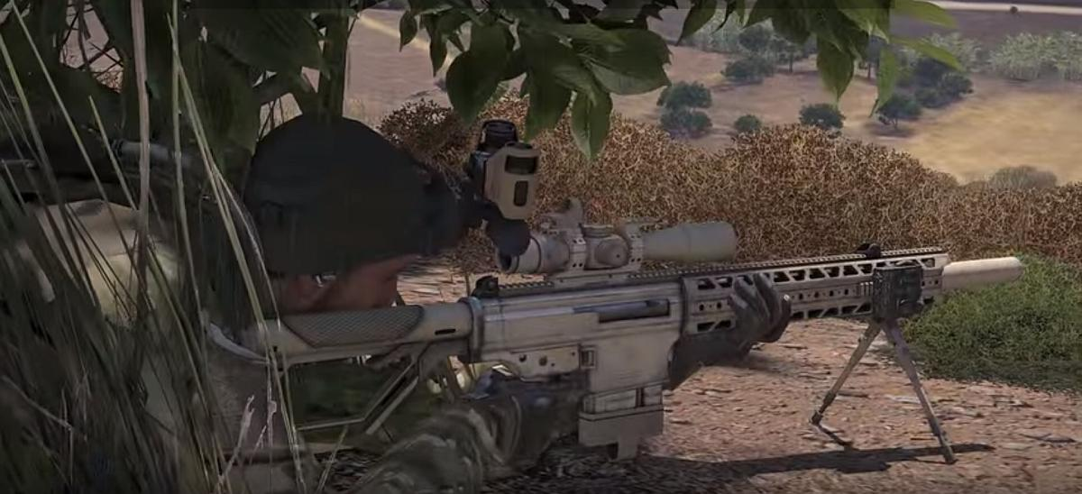 Arma 3 Reconnaissance Guide shows how to scout out the enemy