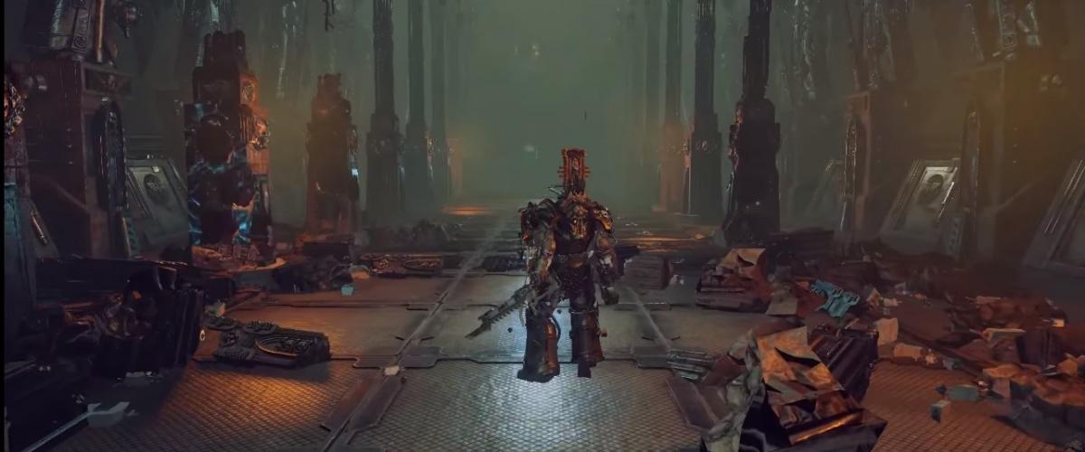 New Warhammer 40,000: Inquisitor - Martyr gameplay trailer