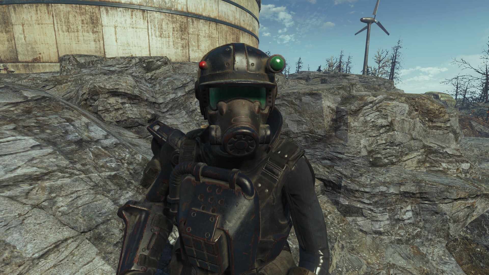 How To Find The Assault Marine Combat Armor In Fallout 4 Shacknews