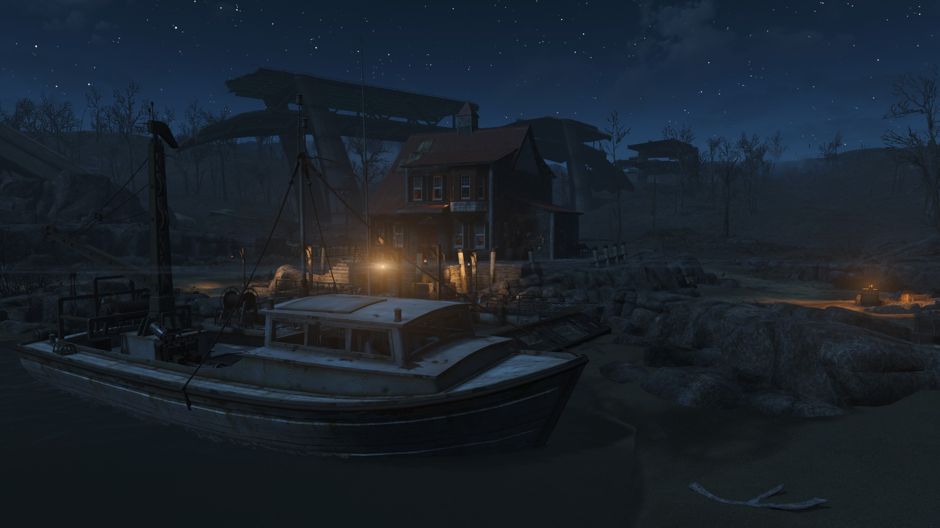 Fallout 4 Far Harbor Impressions Lovecraft Meets The Nuclear