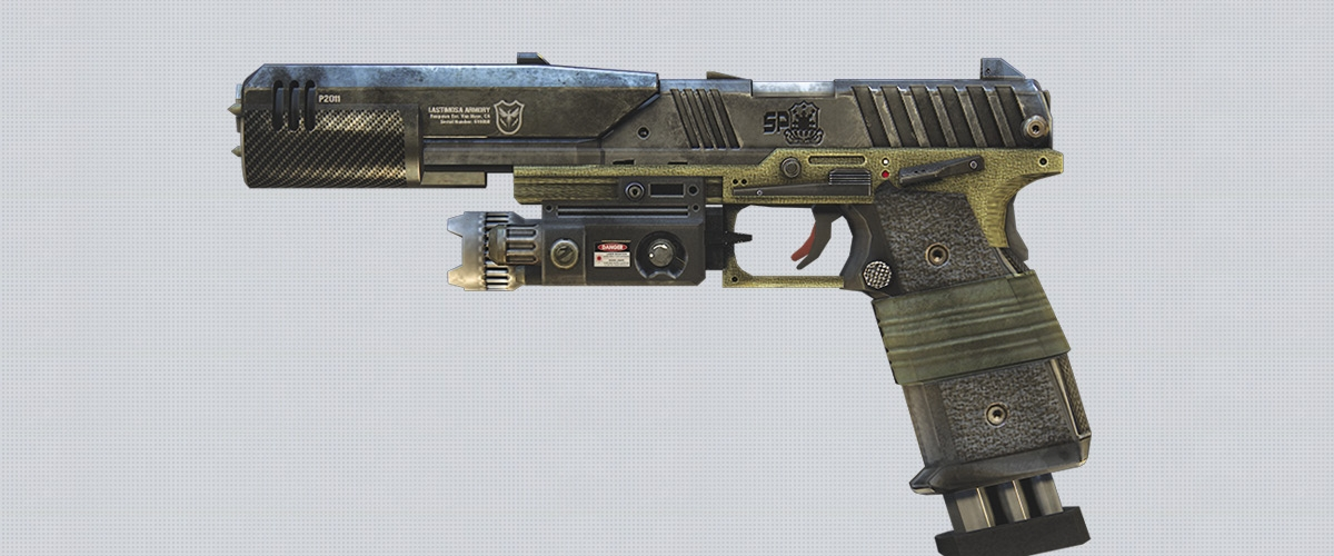 Smart Pistol will return in Titanfall 2, regardless of what you say