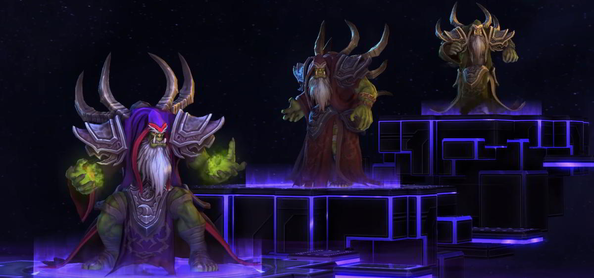 Heroes Of The Storm To Add Warcraft S Gul Dan And Diablo 3 S Auriel Shacknews Gul'dan is an elite npc that can be found in shadowmoon valley. gul dan and diablo 3 s auriel shacknews