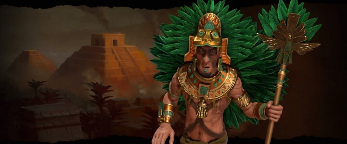 Pre-ordering Civilization 6 will get you Montezuma and the