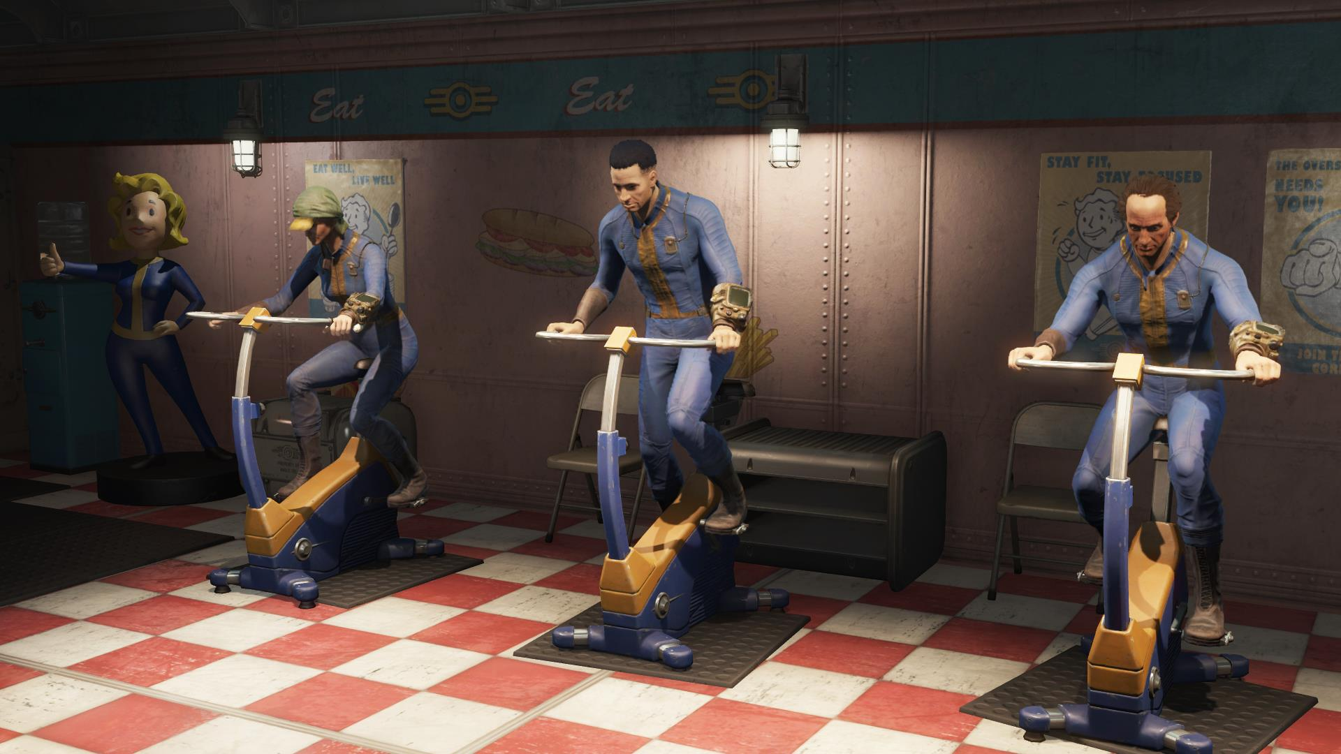 Fallout 4: How to Get the Vault Tec Workshop DLC Started