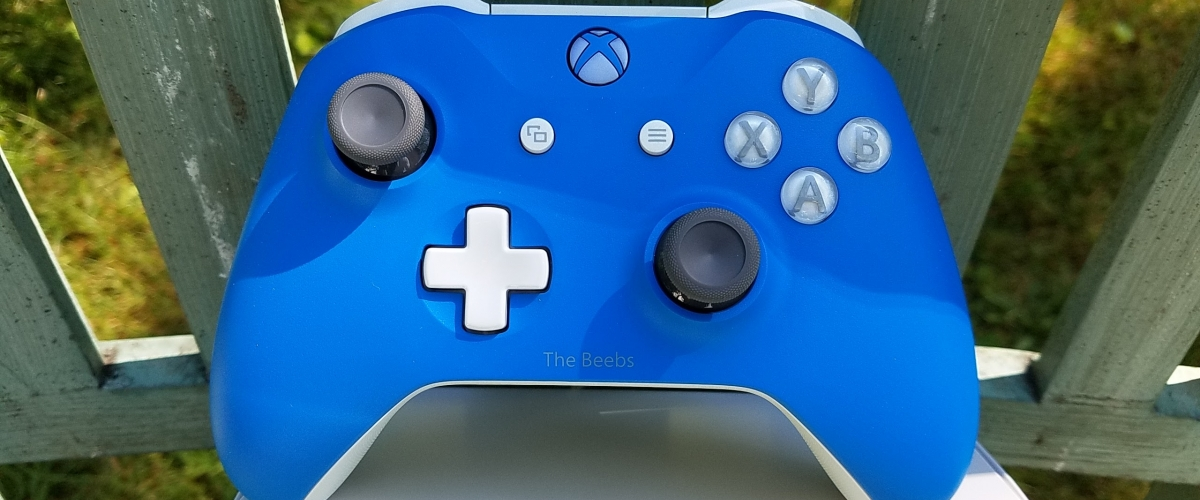 Making a custom Xbox One S controller with Design Lab is painless