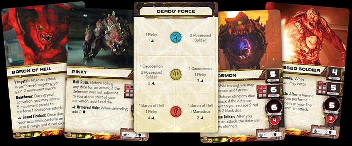 doom the board game coming from fantasy flight shacknews