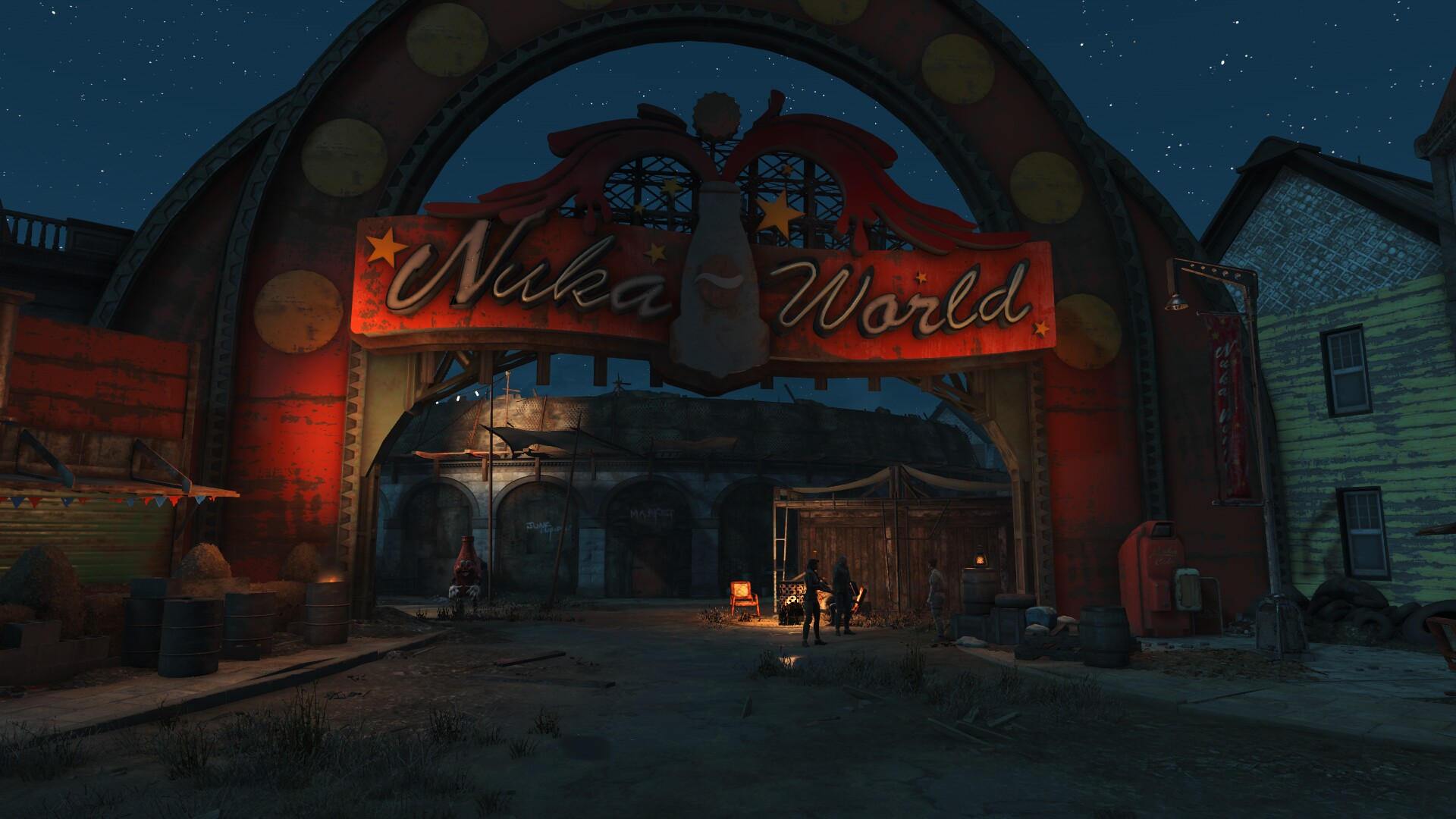 Fallout 4 - How to Start the Nuka-World DLC | Shacknews
