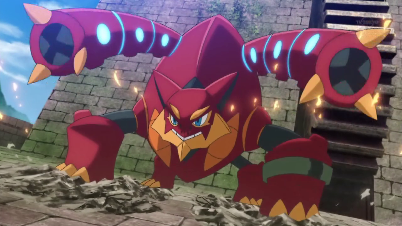 Finish Your Pokedex With Volcanion Now Available At Gamestop Shacknews