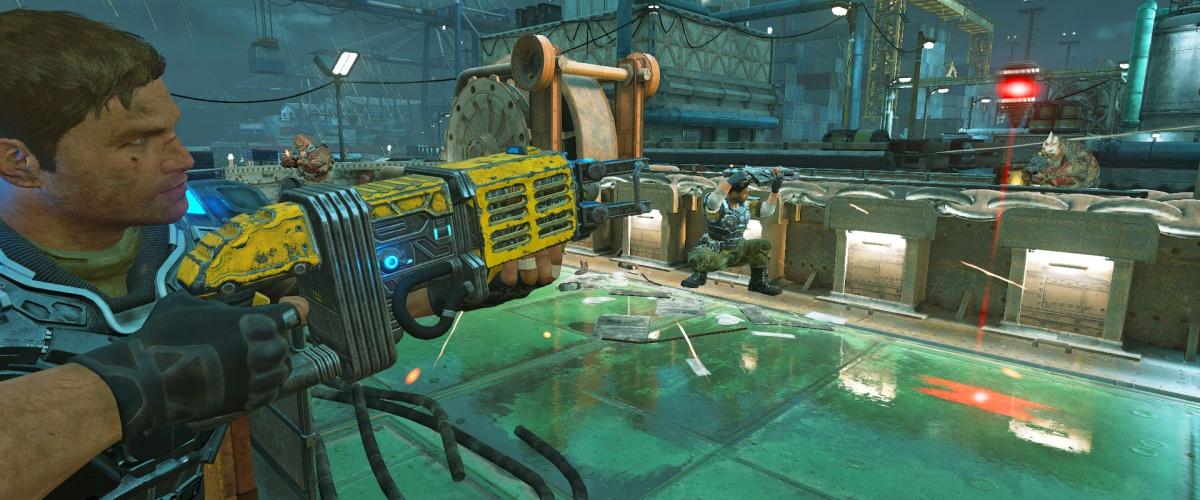 PSA: Gears of War 4 Cross Play Doesn't Support Versus
