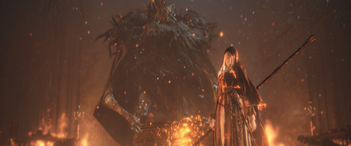 Dark Souls 3: Ashes of Ariandel - How to defeat Sister