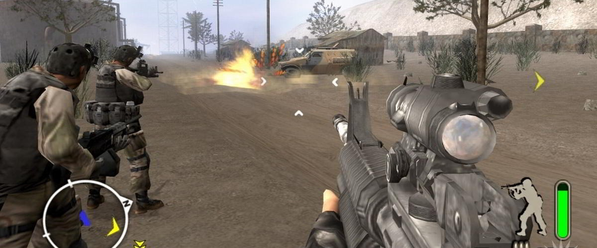 THQ Nordic acquires Delta Force, Joint Ops, other NovaLogic