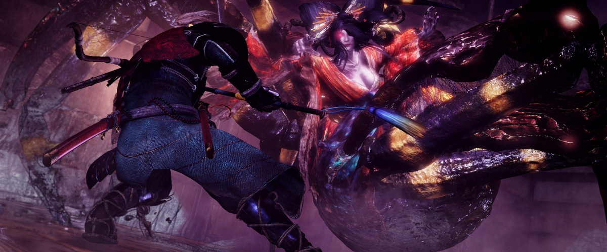 Sony publishing Nioh in North America for PS4 and PS4 Pro