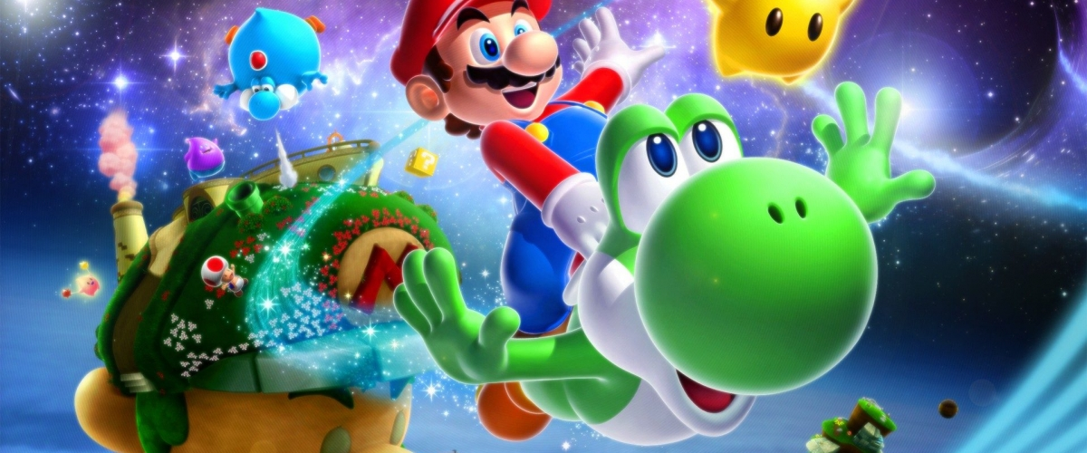 Rumor: Super Mario Galaxy 3, Super Mario Sunshine HD headed to Nintendo Switch