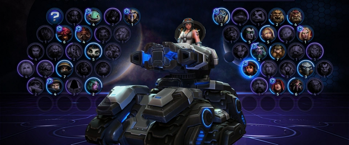 Try All Heroes Of The Storm Characters For Free This Weekend From January 13 16